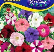 Seminte flori Petunii cu flori mici (Petunia hybrida multiflora) amestec de culori 0.25g
