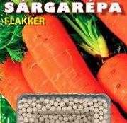 Seminte drajate Morcovi Flakker 400 seminte