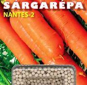 Seminte drajate Morcovi Nantes 2 420 seminte