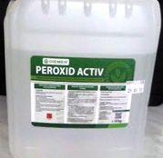 Solutie de curatat mulgatoare - Peroxid Activ / Peroxan activat 5kg