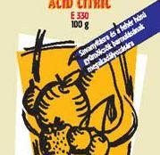 Acid Citric (Sare de lamaie) (100 g)