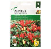 Seminte ardei ornamentali Capsicum Annuum L 0.1g