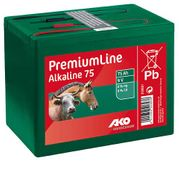 Baterie uscata alcalina AKO 9 V 75 Ah