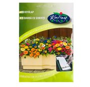 """Benzi cu seminte flori """"Amestec de flori anuale"""" 80 cm"""