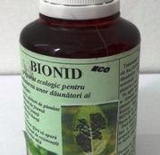 Bionid - preparat ecologic pentru combaterea daunatorilor