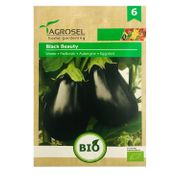 Seminte BIO Vinete Black Beauty 1,25g