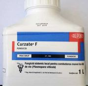 Fungicid vita de vie Curzate F (cimoxanil 48g/l + folpet 480g/l) 1L