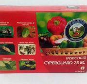 Insecticid Cyperguard 25 EC (250 g/l cipermetrin) ( 10ml, 100ml, 1L, 5L)