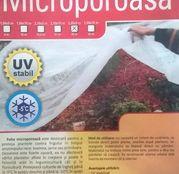 Folie microporoasa antiinghet 17gr/mp (8mp, 10.5mp, 16mp, 21mp, 32mp, 160mp, 635mp)