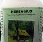Herba mus - impotriva muschilor din gazon / iarba (100g, 200g, 300g, 500g, 1kg)