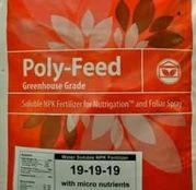 Ingrasamant NPK Agrofeed19+19+19+ME  sac 25kg (Poly-feed)