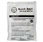 Insecticid impotriva mustelor Quick Bayt 2Extra WG10 62,5g