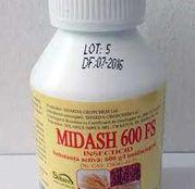 Insecticid Midash 600 FS (imidacloprid 600 g/l) (100 ml, 1 l)