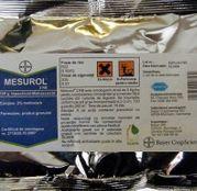 Moluscocid Mesurol 2 RB (10g, 30g, 100g, 150g, 500g)