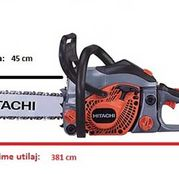 Motofierastrau Hitachi (drujba) CS40EAND, 2.45 CP, 39.6 CMC, 45 cm