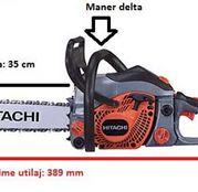 Motofierastrau Hitachi CS33EBWE (drujba), 32.2 cmc, 35 cm