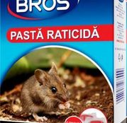 Pasta raticida Bros (100g,150g)