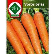 Seminte Morcovi Vörös óriás 5g