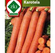Seminte Morcovi Karotela 3g