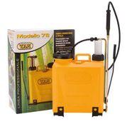 Pompa de stropit Volpi Garden 78, 15 L (piston plastic, piston cupru)