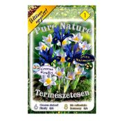 Bulbi de toamna Colectia Pure Nature Iris+Crocus 14buc.