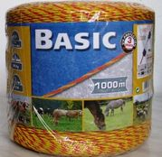 Rola fir AKO Basic 1000 m pentru garduri electrice