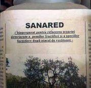 Sanared - biostimulator pentru refacerea scoartei (100g, 200g)