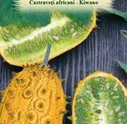 Seminte Castraveti Africani Kiwano 4sem.