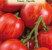 Seminte tomate (rosii) Tigerella 0.4g