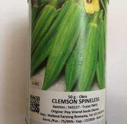 Seminte Bame Clemson Spineless 50g