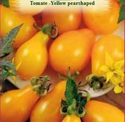 Seminte Tomate Yellow Pearshaped 0.4g