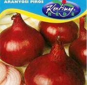 Seminte ceapa Tétényi rubin 2g