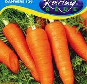 Seminte morcov Danwers 126 4g