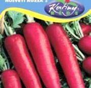 Seminte ridichi Ostergruss Rosa 2 3g