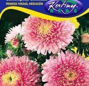 Seminte flori Ochiul boului (Callistephus chinensis) Princess - roz 1g
