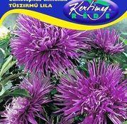 Seminte flori Ochiul boului (Callistephus chinensis) Strahlen mov/albastru inchis 1g