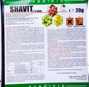 Fungicid Shavit F 72 WDG (20 g, 200 g, 1 kg)