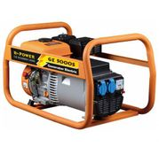Generator de curent Ruris R-Power GE 5000S , 5.5 KW