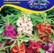 Seminte flori Balsamina (Impatiens balsamina) amestec de flori 1,5g