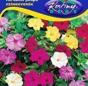 Seminte flori Noptite (Mirabilis jalapa) amestec de culori 3g