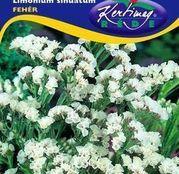 Seminte flori Saraturica (Limonium sinuatum) alba 0,5g