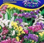 Seminte flori Saraturica (Limonium sinuatum) amestec de culori 0,5g
