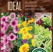 Pamant pentru plante ornamentale Plantella Ideal (5l, 10l, 20l, 50l, 80l)