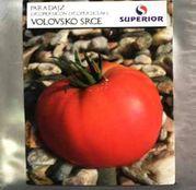 """Seminte tomate tip """"Inima de bou"""" - Volovsko F1 10g"""
